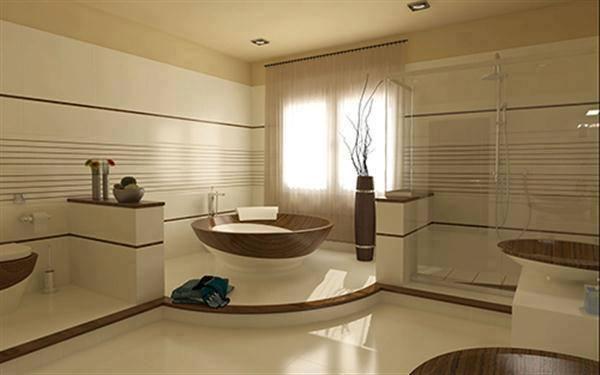 Fürdőszoba színek és hangulat - Jó nőnek lenni