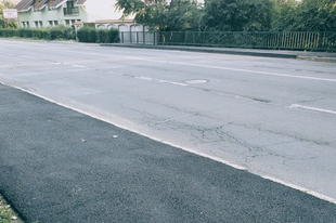 Hunyadi utcai híd járdája biztonságosan járható