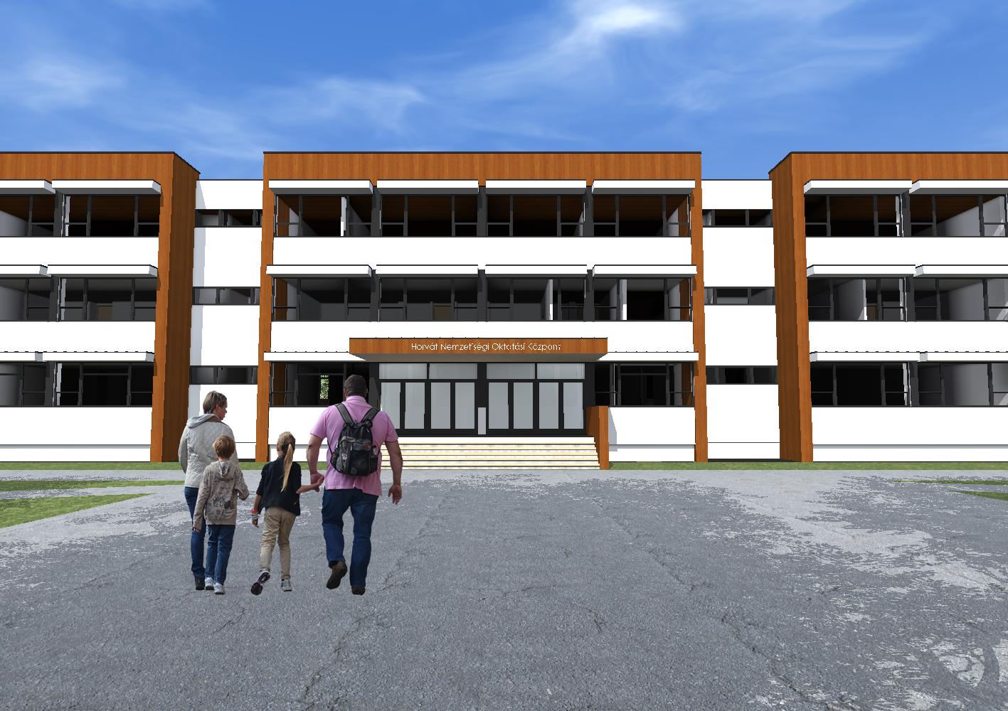 Horvát Nemzetiségi Oktatási Központ