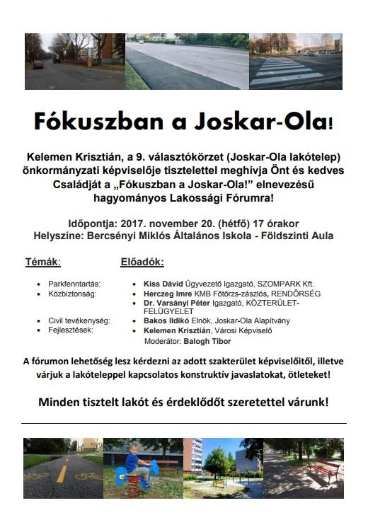 Lakossági Fórum a Joskar-Olán