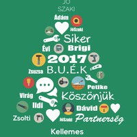 Kellemes karácsonyi ünnepeket kíván neked a JóSzaki csapata!
