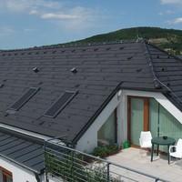 Spóroljunk tetővel