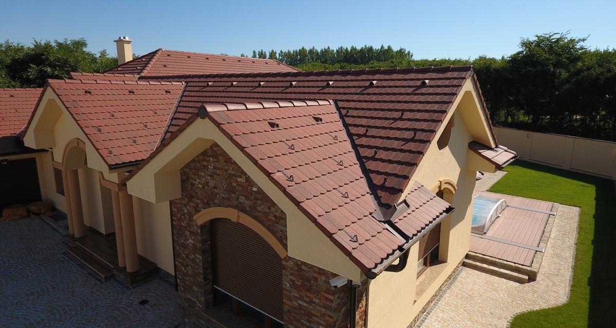 A legmenőbb tetőfedőanyagok