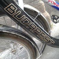 Budapest két keréken
