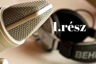 #1. Podcast - Beszélgetés Tamással