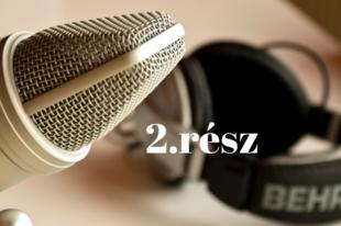 #2. Podcast - Beszélgetés Ferenccel
