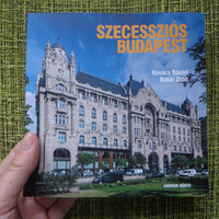 Könyv: Szecessziós Budapest