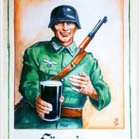 Guinness a horogkeresztek felett