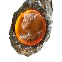 Kié lehetett a vésett kő?