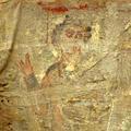 Jézus-ábrázolás a rejtélyes sírban?