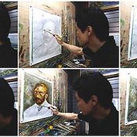 Van Gogh – made in China