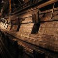 Eltérő lábak okozták a Vasa vesztét