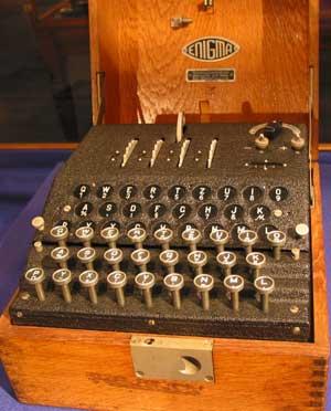 enigma machine decoder