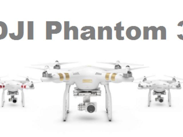 Rendelés külföldről - DJI Phantom 3 Standard drón (quadocopter)