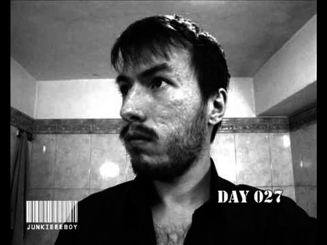 BEARD 100 (Stop Motion Video of 100 Days) By JunkieeeBoy