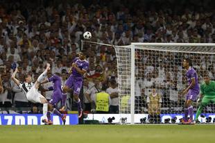 Mario Mandzukicé az Év gólja