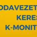 Legyél a K-Monitor irodavezetője!