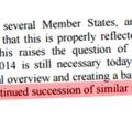 Az antikorrupciós jelentésről kérdeztünk, a Bizottság titkolózik