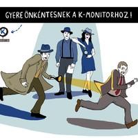 Sajtófigyelő önkénteseket keres a K-Monitor!