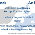 Nem csak illiberális, de korrupt is - megjelent a korrupció érzékelését vizsgáló Eurobarometer felmérés