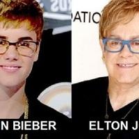 Justin Bieber - Elton John