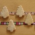 Nemzetek karácsonyi sütije - Spanyolország: polvorón