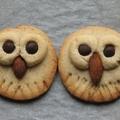 Bagolytrend: bagoly keksz