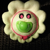 Patiszon babyface az avocado krémlevesbe hull