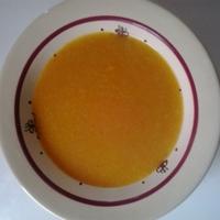 Kukoricadara krémleves (tejmentes)