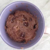 Bögrés mikrós 3 perces süti