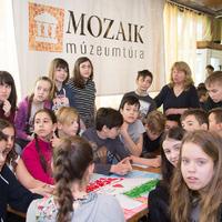 Száguldó riporterként a Mozaik Múzeumtúráról