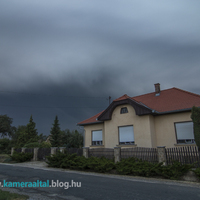 Őrvidéki vihar, 2017 augusztus