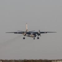 LHBP - Liszt Ferenc Repülőtér, HUAF 603, An-26 #1