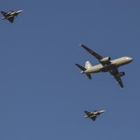 Új típussal bővült a Magyar Honvédség légi flottája