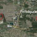 MN 3265, 11/7. honi légvédelmi rakétaosztály, Felsőpakony (Ócsa)