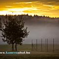 Ködös hajnal