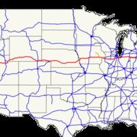 Iowa-80 truck stop. Kamionosok játszótere.