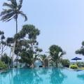 Vegtelen aranyhomokos tengerpart, palmafak es a jol megerdemelt pihenes. Ez Tangalle.