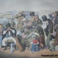 Régi népélet naptára