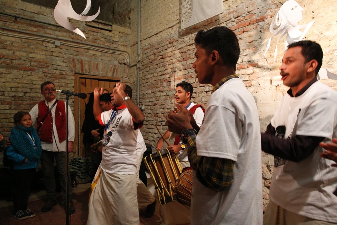 Az indiai  Tolpavakoothu Puppet Center