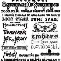 [AJÁNLÓ] Saturday Of Suffering Party II.
