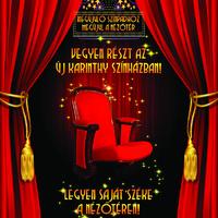 Megújuló színpadhoz megújul a nézőtér