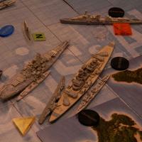 262. Axis & Allies - War at Sea