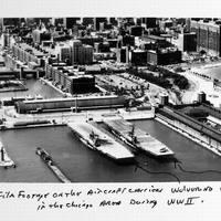 48. Repülőgép-hordozók a Michigan-tavon