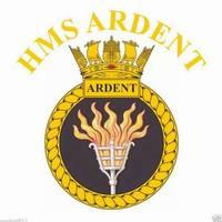 27. HMS Ardent nevű hadihajók Őfelsége szolgálatában