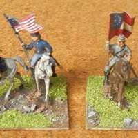 195. Az amerikai polgárháborús seregeim erősítése  I.