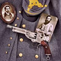 142. A LeMat revolver