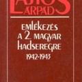 105. Könyvajánló: Lajtos Árpád - Emlékezés a 2. magyar hadseregre 1942-1943