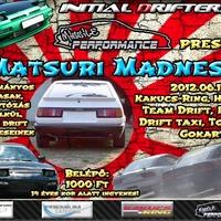 Matsuri Madness vasárnap
