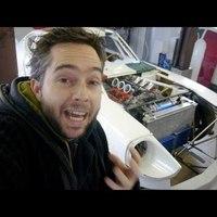 Hangyász hétfő 39 – motorindítás és technikai bemutató
